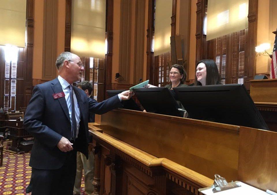 2017 Georgia Medical Cannabis Bills Filed
